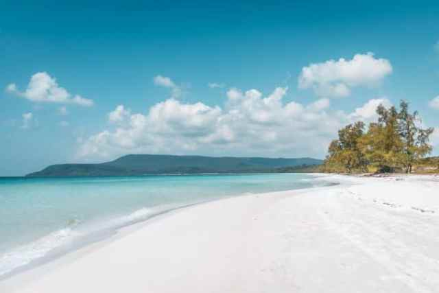 Cambodia beaches, the best places to visit in Southeast Asia