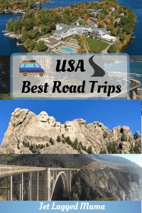 Best Road Trip USA - Pinterest Pin