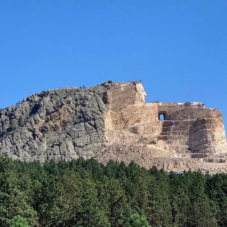 Crazy Horse National Monument Black Hills