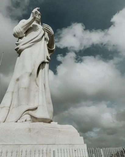 Christ de havana one of the top things to do in havana