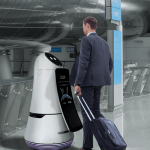 LG begins robot trials in Korean airport