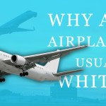 7 Reasons Why Airplanes Are Always Painted White In Color
