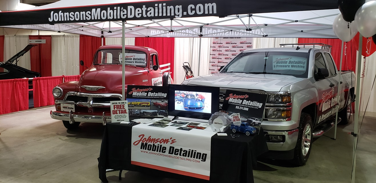 johnsons mobile detailing, mobile detailing raleigh