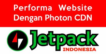 Photon - CDN Gratis untuk Website WordPress