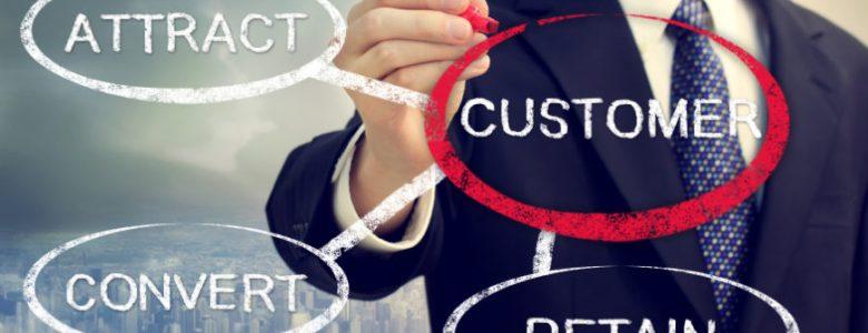 Customer - attract, convert, retain