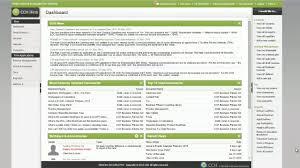CCH iFirm screenshot
