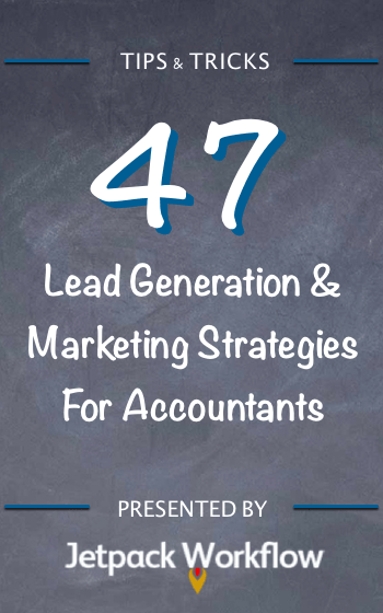 47 Lead Generation and Marketing Tips for accountants