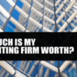How much is my accounting firm worth?