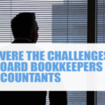 What were the challenges to onboard bookkeepers and accountants