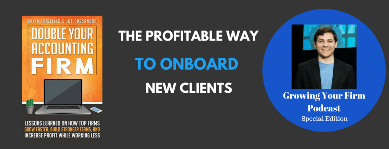 onboard new clients