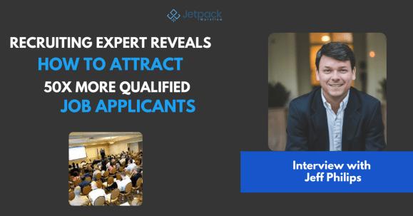 more qualified job applicants