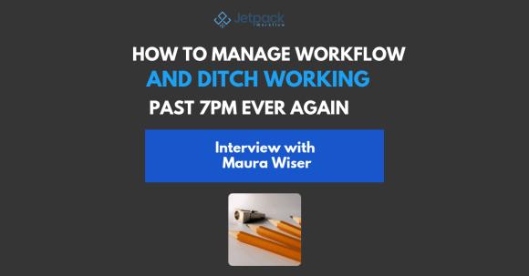 manage workflow