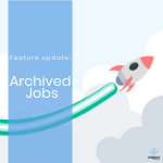 Archived Jobs feature update