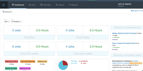 due date tracking software