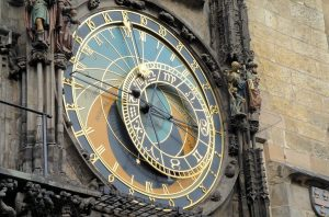 Image of the Astronomical Clock in Prague