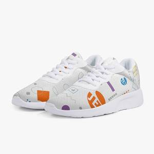 Print On Demand AOP Mesh Running Shoes