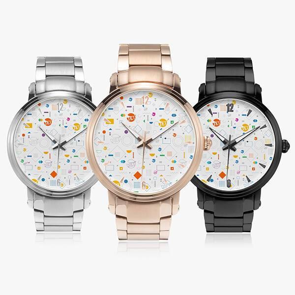 Print On Demand Automatic Watch