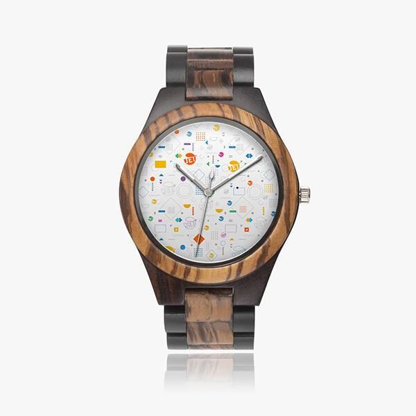 Print On Demand Wooden Watch