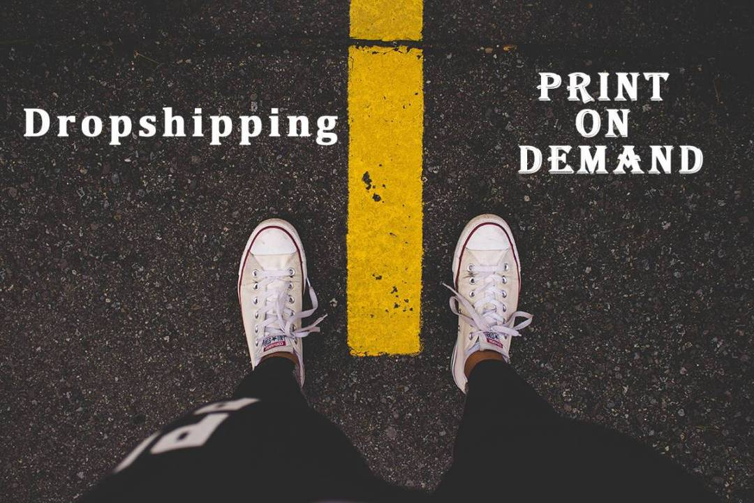 Dropshipping or Print On Demand