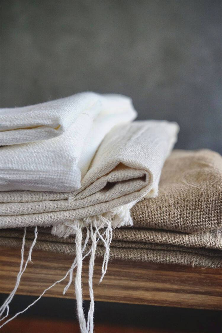 Linen Fabric Used For Print On Demand Clothing