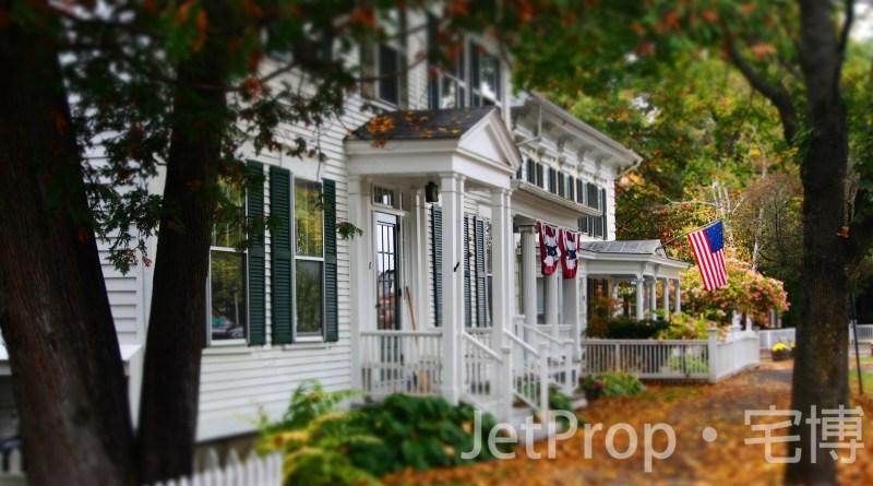 美國購買舊屋 每年地稅較低