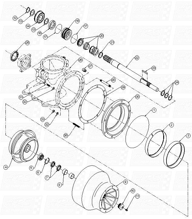 YJ Jet Pump Diagram > Jacuzzi Energizer