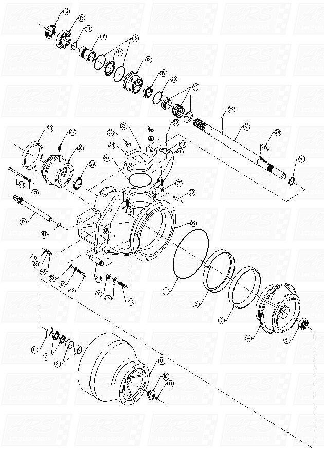 SD-312 Jet Pump Diagram > American Turbine