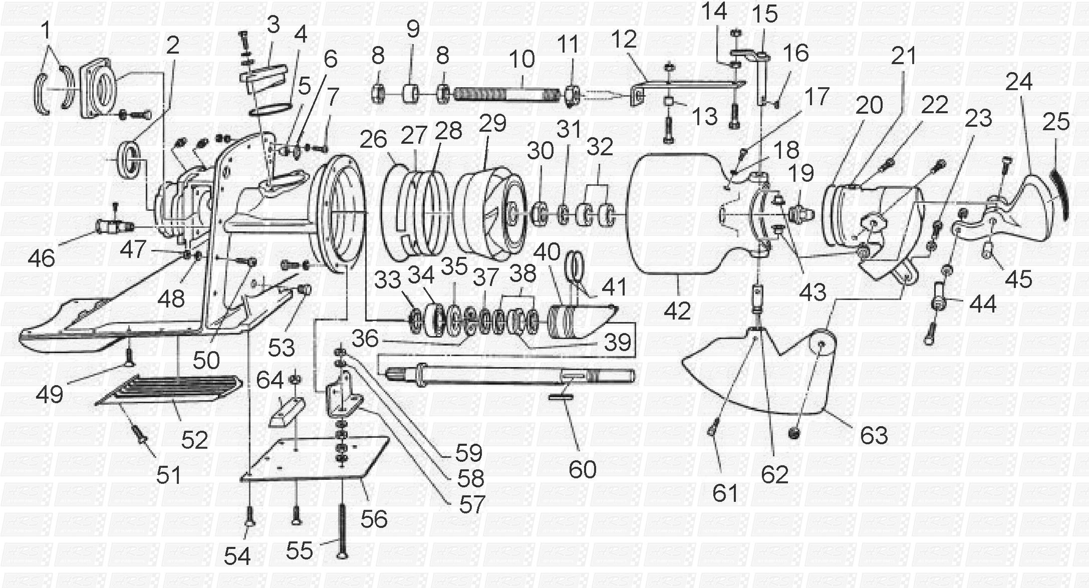 Volvo Penta Pjx Gt Jet Pump Diagrams
