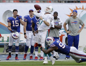 Mario Williams, Ryan Tannehill