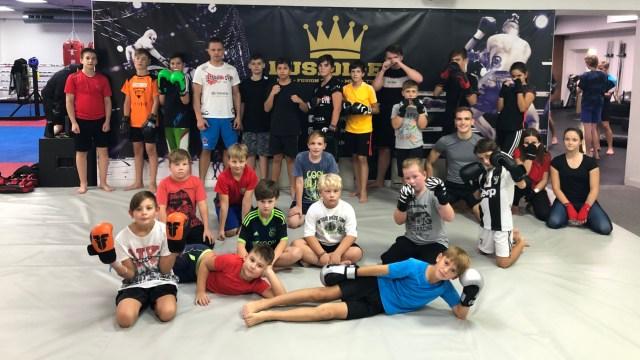 Obnovujeme trénink dětí – MMA a thajský box