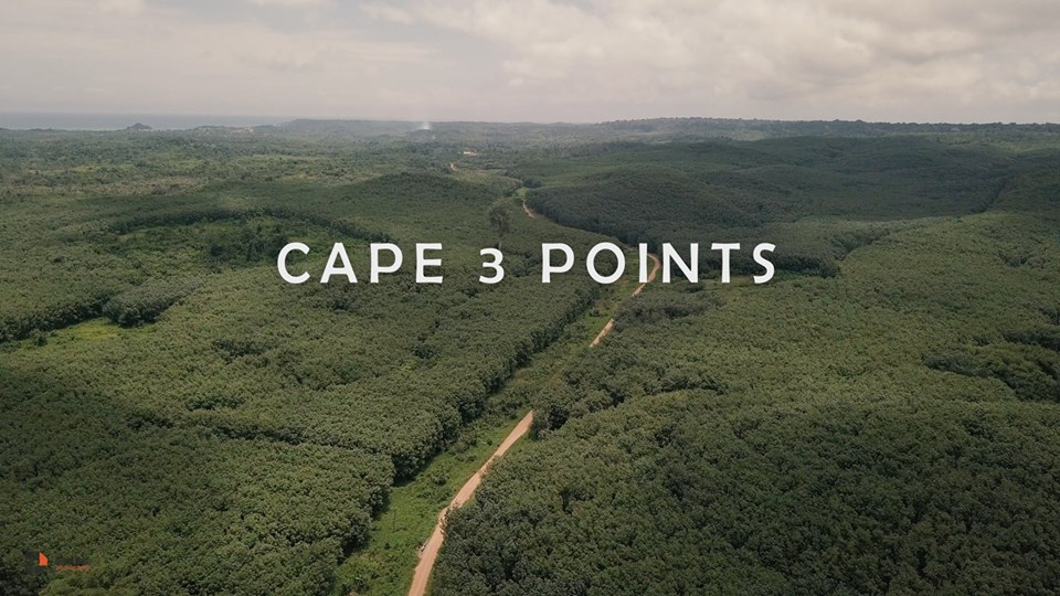 Cape 3 Points / Photo By DextDee Photography
