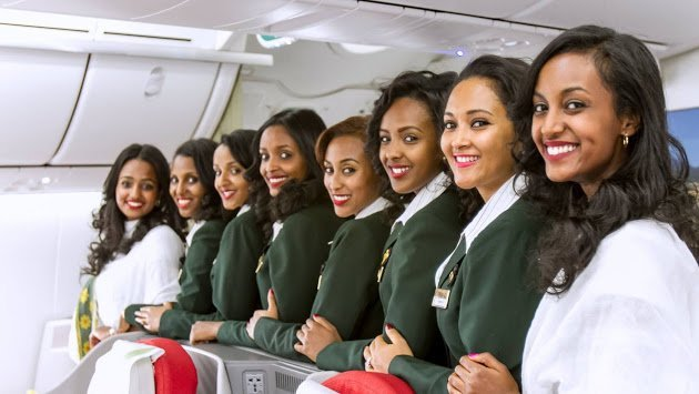 Ethiopian Airlines dispatches all-female crew for its historic Argentina flight