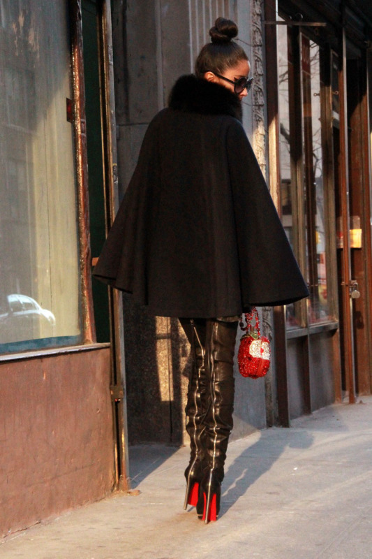 Jetset babes Winter Fashion Look