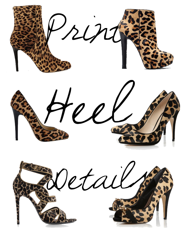Leopard shoes, how to pick expensive looking for a cheap price
