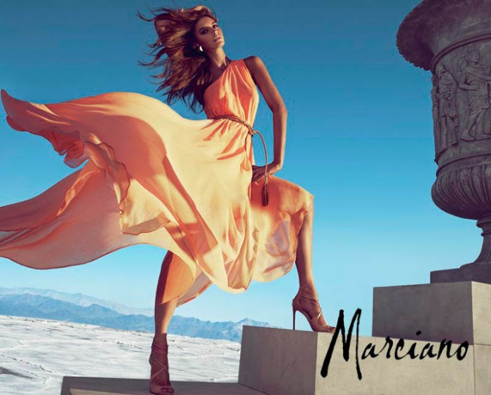 Marciano Spring Summer 2013 By Hunter and Gatti