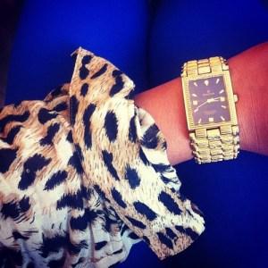 Animal & Leopard print fashion