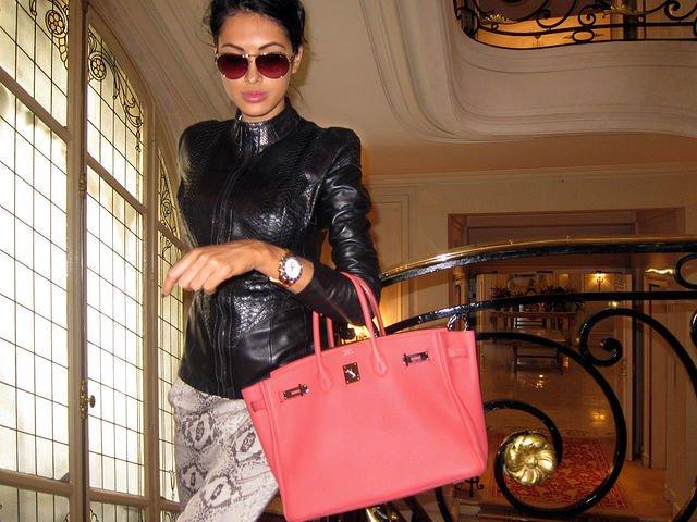 Jetset Girls with Birkin Bags