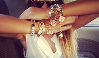 Gold accessories and custom jewellery