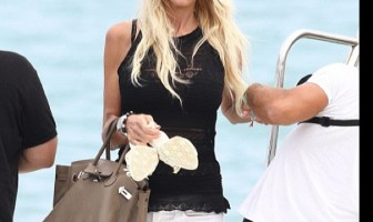 Victoria Silvstedt