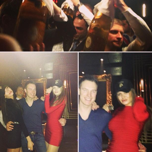Tramp club London