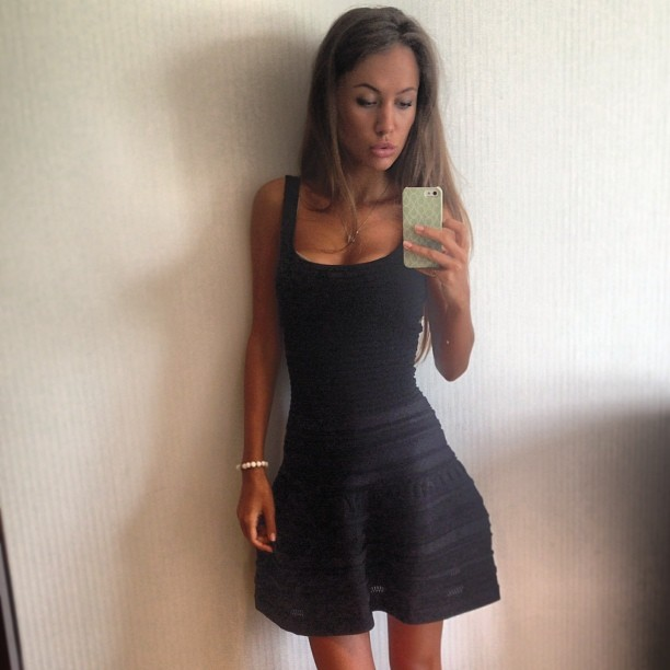 Designer Skater Dress