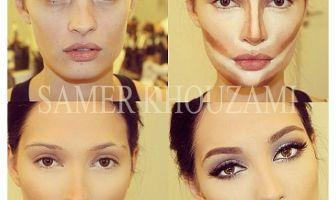 face-contouring