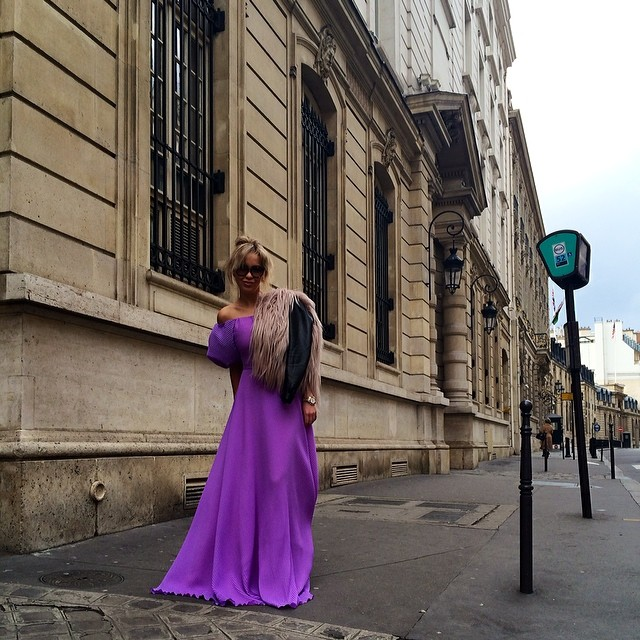 Evening Gowns & Long Dresses Inspiration