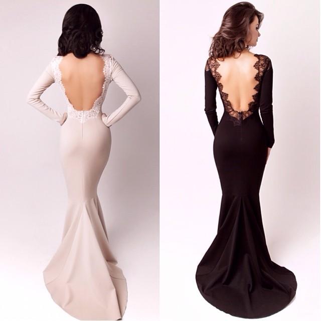 Evening Gowns & Long Dresses Inspiration