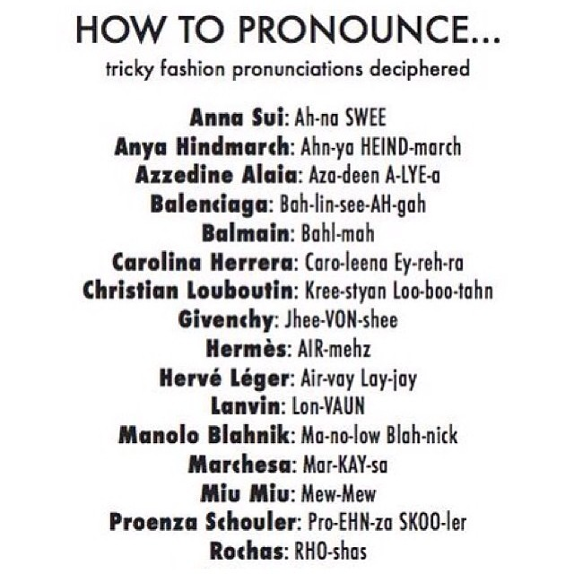 how-to-pronounce-designer-names