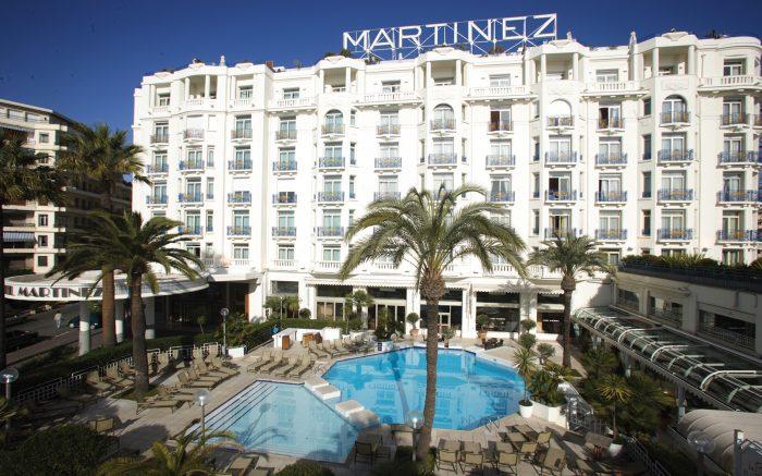 Hotel Martinez Cannes