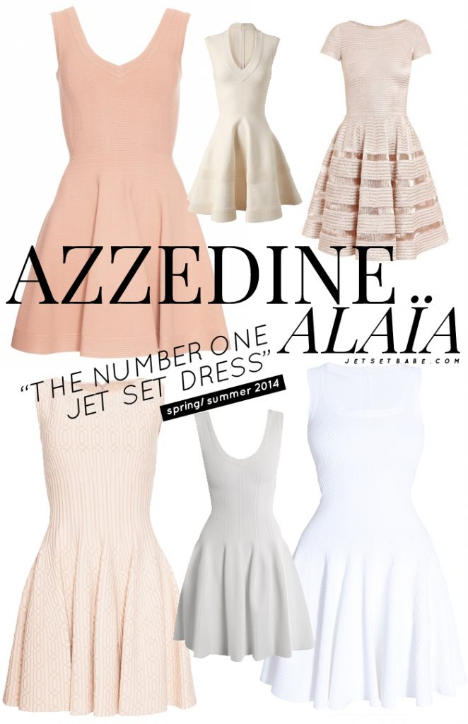 Azzedine Alaïa Dress
