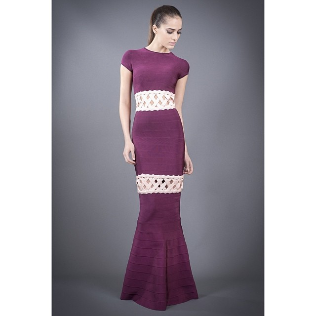 Lolitta Bandage Maxi Dress