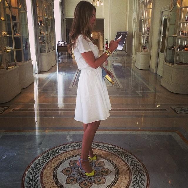 Summer White Fashion Inspiration