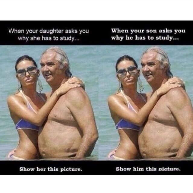 Why Girls Should Study